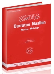 Ebook Kitab Durratun Nasihin